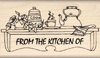 From the Kitchen of Rubber Stamp